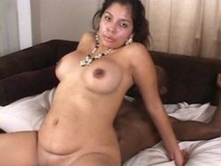Big Tits Chubby Latina MILF Natural Riding