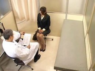 Asian Doctor  MILF Voyeur