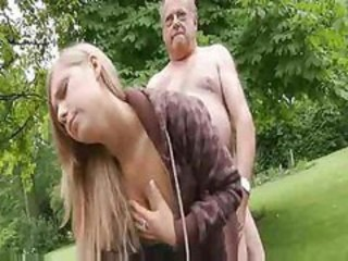 Old Man Fucks Cutie Innocent Blonde by snahbrandy