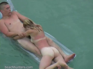 Sex on the Beach 15 - Russian Amateur Couples