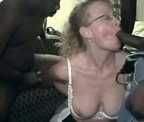 Wife Cathy Banged By Blacks