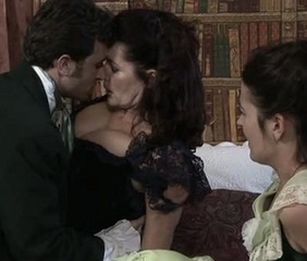 MILF Threesome Vintage