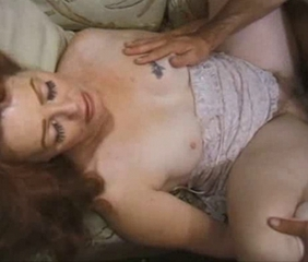 Hairy Hardcore Mature Old and Young Redhead Tattoo