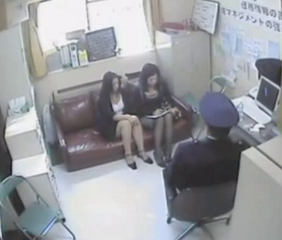 Asian Daughter  Mom Voyeur