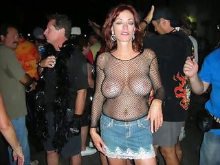 Fishnet MILF Party