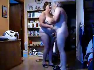 My hidden cam caught mom ad dad having fun in livingroom