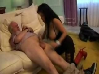 Amazing Big Tits Daddy MILF Old and Young