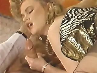 Amazing Big cock Blowjob Cute Double Penetration MILF Pornstar Vintage