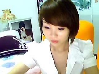 Amazing Asian Chinese Cute Skinny Teen Webcam
