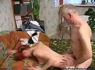 Amateur Daddy Daughter Doggystyle Hardcore Homemade Old and Young Redhead Teen