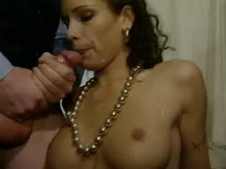 Piss: Hot German Babe humiliated