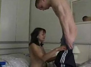 Older Hairy Mature GetDoggystyle Ass CumshotBy..