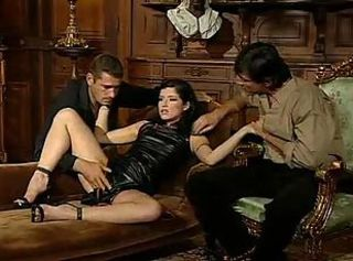 Babe Cuckold Threesome Wife