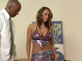 Trina Michaels DPed by BBC