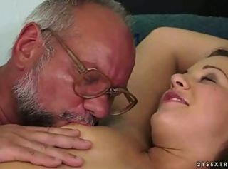 Kissing Nipples Old and Young