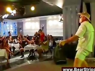 Male Stripper Has The Day Of His...