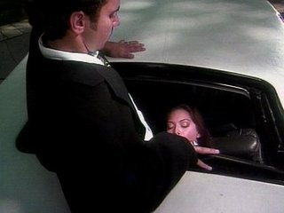 Tera Patrick fucked in Limo