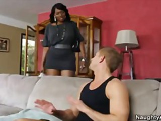 Nyomi Banxxx Changes To Lingerie and Shows Off Her Body and Fucks