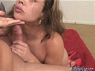 Isabella gets drilled for a long time