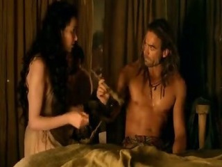 Delaney Tabron Sex Scene From Spartacus Vengeance