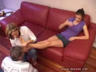 Smell Her Feet, Slave