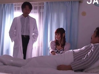 Asian Doctor Japanese Wife