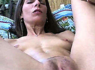 Close up MILF Pussy Small Tits