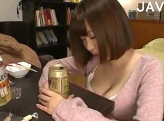 Asian Drunk Japanese MILF