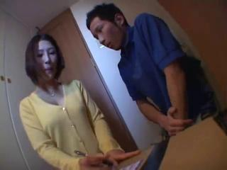 Asian Japanese MILF Old and Young Wife
