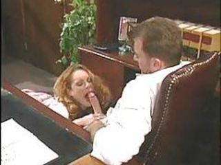 Blowjob MILF Office Secretary Vintage