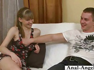 Kristina has just turned into an anal whore! tubes