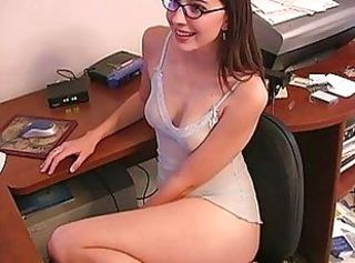 Glasses Office Teen