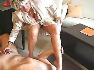 Feet Fetish Legs Mature