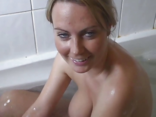 Alexis in be transferred to bathtub