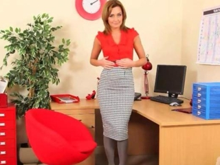 MILF Office Skirt