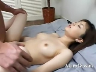 Asian Japanese Sleeping Teen