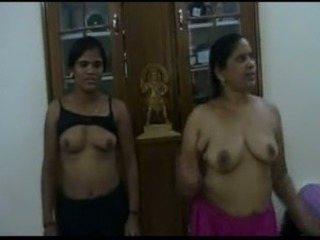 Dancing Indian Mature MILF
