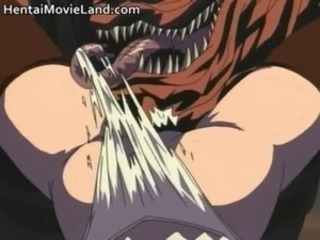 Anime porn with demon licking moist free