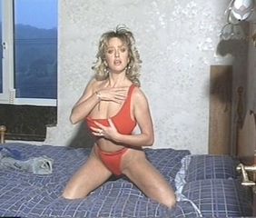 Debbie Jordan FC - Red Undies