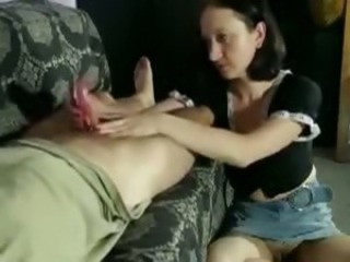 Amateur Handjob Russian Skirt Wife