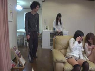 Asian Family Japanese Teen