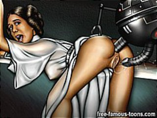 Famous toons anal sex