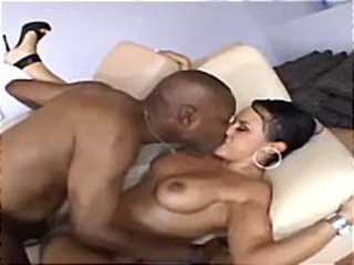 Brunette Mariah Milano and her hot ass gets a good hardcore fuck