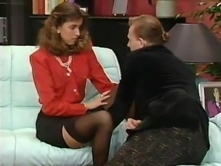 MILF Stockings Vintage