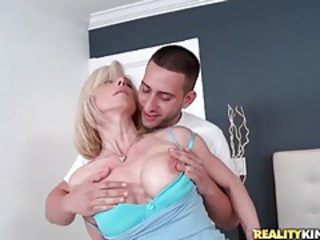 Big Tits Hardcore MILF Mom Old and Young Silicone Tits