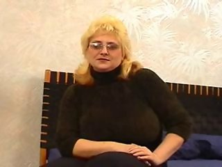 Amateur Big Tits Casting Glasses Mature