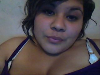 Chubby Latina Teen Webcam