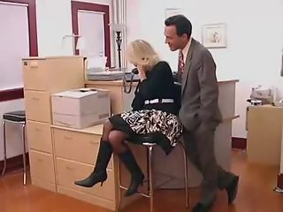 MILF Office Vintage