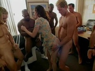 Gruppensex Hardcore Interrassisch Teen