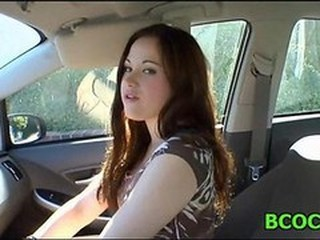 Amateur Car Girlfriend Teen